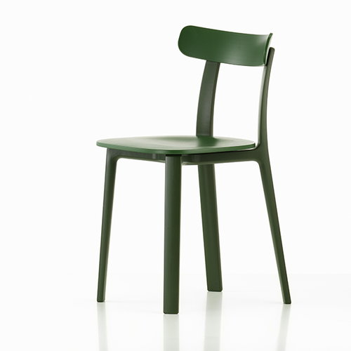 Vitra All Plastic Chair, vihre�