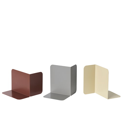 Muuto Compile bookend, green-beige