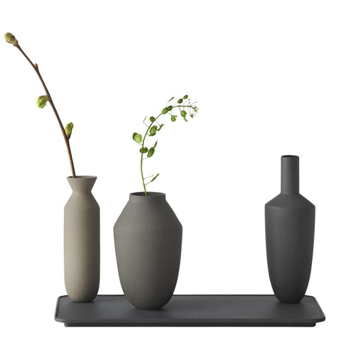 Muuto Balance vase, set of 3, natural