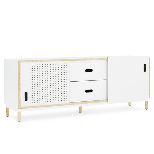 Normann Copenhagen Kabino sideboard with drawers, white
