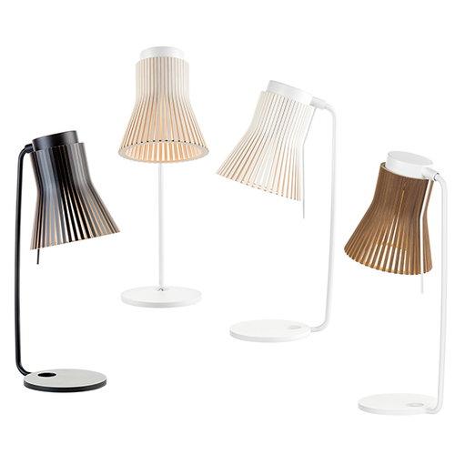 Secto Design Petite 4620 table lamp, white