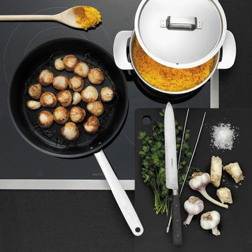 Fiskars All Steel frying pan 24 cm
