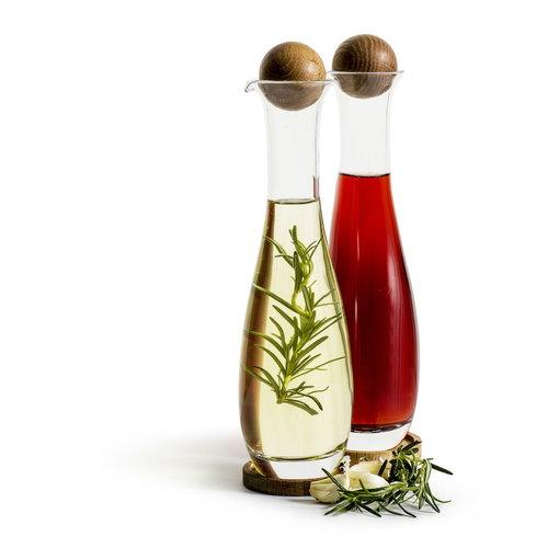 Sagaform Oak �ljy/viinietikkapullo