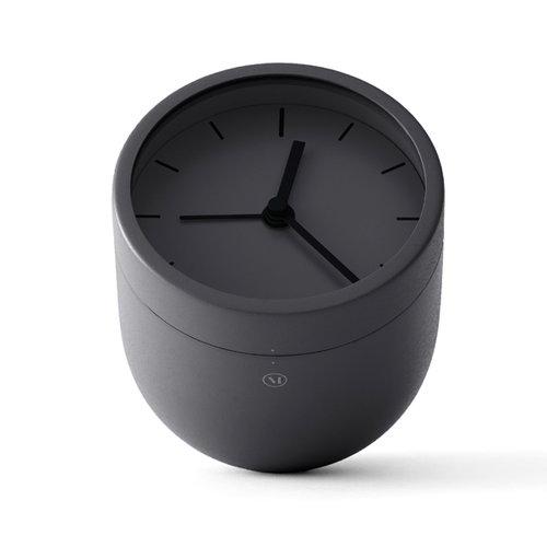 Menu Norm Tumbler alarm clock, carbon
