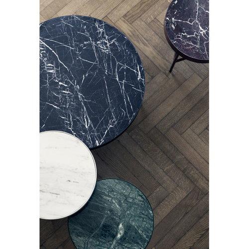 Ferm Living Marble table medium, white