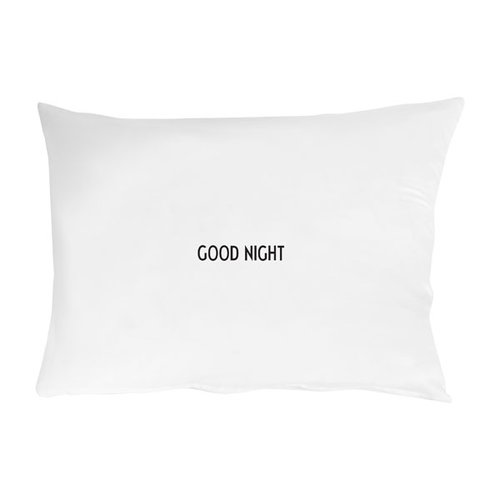 Design Letters Pillowcase: Design Letters Arne Jacobsen pillowcase   Finnish Design Shop,