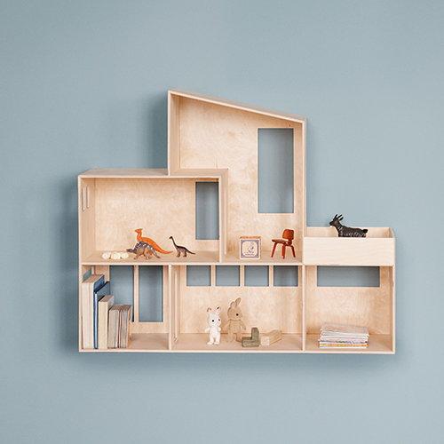 Ferm Living Casa di bambole Funkis