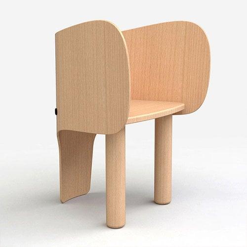 Elements Optimal Elephant tuoli