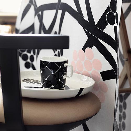 Marimekko Oiva - Hortensie plate 25 cm