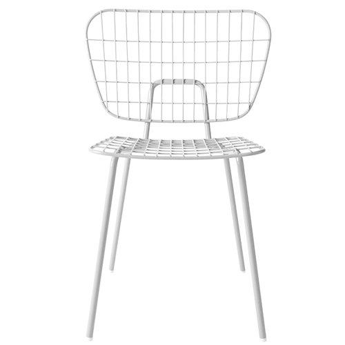 Menu WM String tuoli, valkoinen