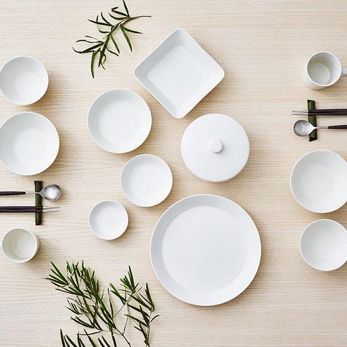 Iittala Teema Tiimi dish 12 cm, white