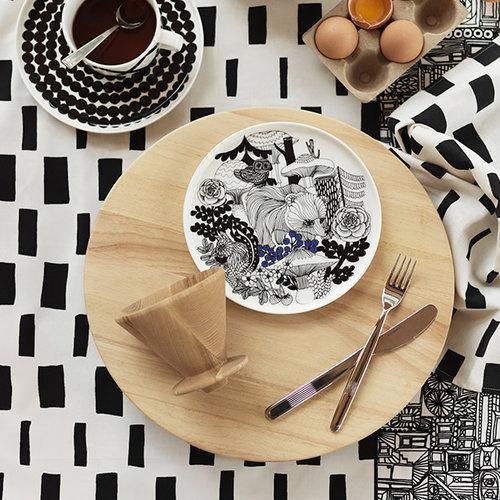 Marimekko Oiva - Veljekset lautanen 20 cm