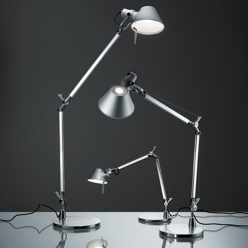 Artemide Tolomeo Mini table lamp, black