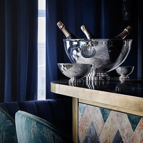 Georg Jensen Manhattan shampanjakulho