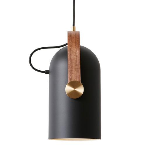 Le Klint Carronade 160 pendant, medium, black