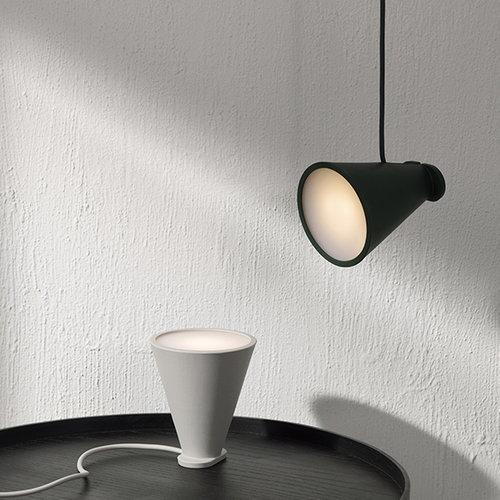 Menu Bollard lamp, black