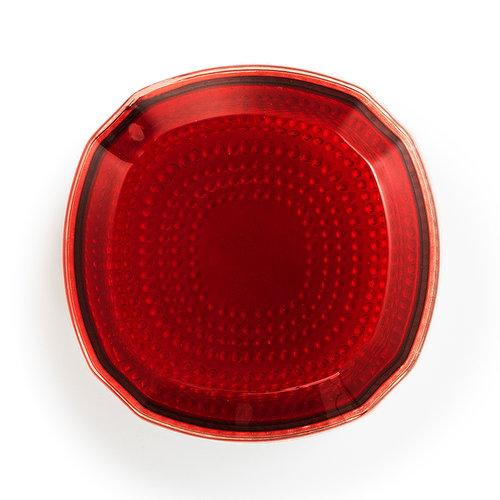 Normann Copenhagen Brilliant rasia, suuri, punainen