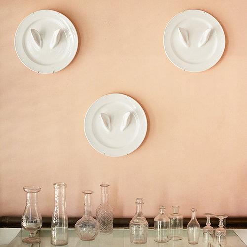 Petite Friture Curiosity decorative plate