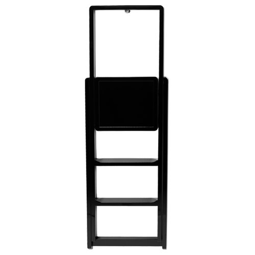 Design House Stockholm Step stepladder, black