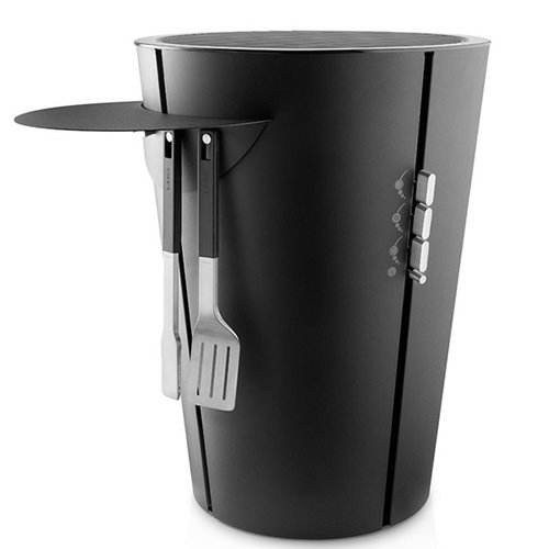 eva solo grill side table finnish design shop. Black Bedroom Furniture Sets. Home Design Ideas