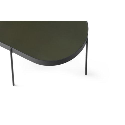 Menu NoNo table, large, dark green