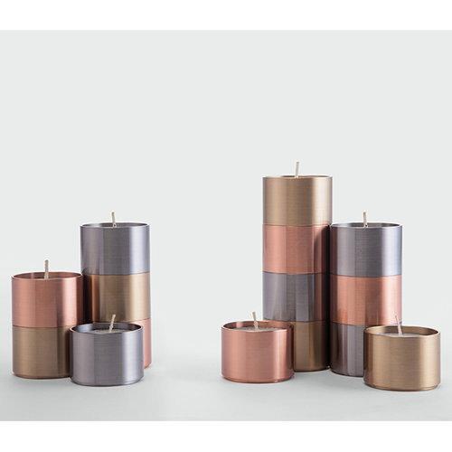 Architectmade Trepas Six tealight holders, set of 6