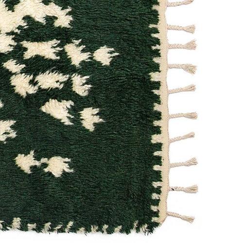 Finarte Suovilla matto, 140 x 200 cm, vihre�