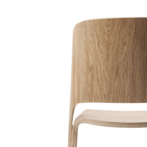 Poiat Lavitta chair, oak