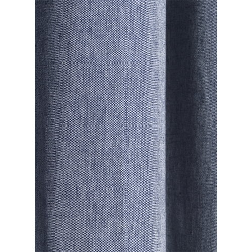 Ferm living tenda per doccia chambray blu finnish - Tenda doccia design ...