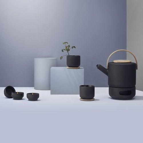 Stelton Theo teapot warmer