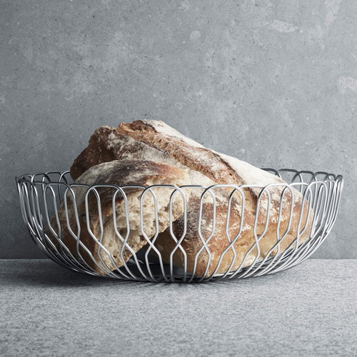 Georg Jensen Alfredo bread basket, large