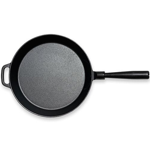 Gense Le Gourmet paistinpannu, 28 cm, metallikahva