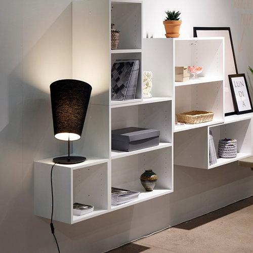 Lundia Soihtu table lamp, white