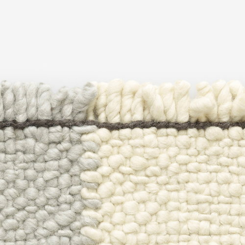 Kvadrat Bold rug, 0222