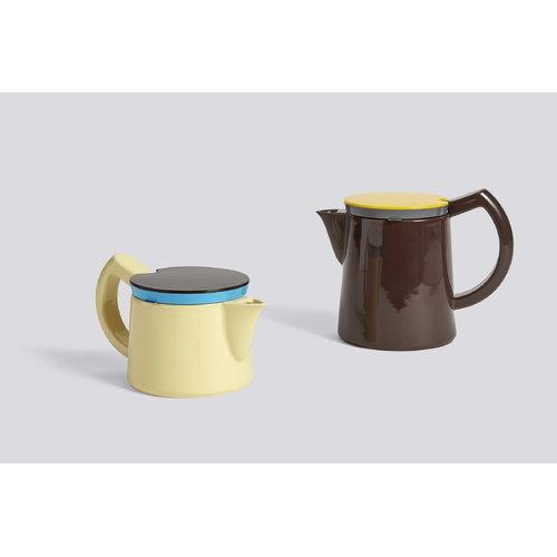 Hay Coffee pot, small, light yellow