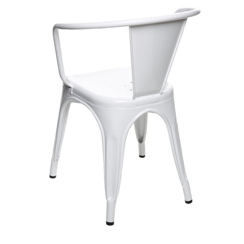 Tolix A56 chair, white