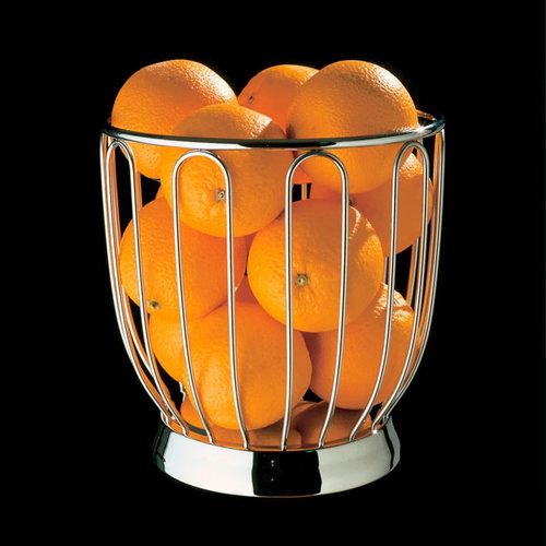 Alessi Citrus basket 370 high, steel