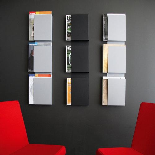 Inno Wall Case sein�teline lehdille, valkoinen