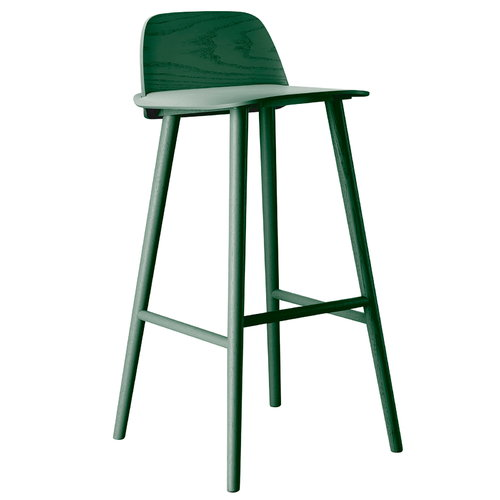Muuto Nerd bar stool, high