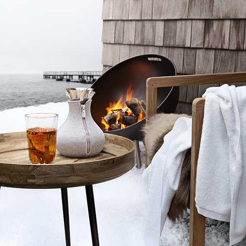 Eva Solo FireGlobe outdoor fireplace