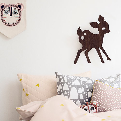 Ferm Living My Deer sein�valaisin