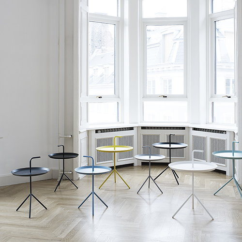 Hay dlm table white finnish design shop for Hay design outlet