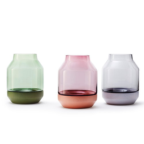 Muuto Elevated vase, rose