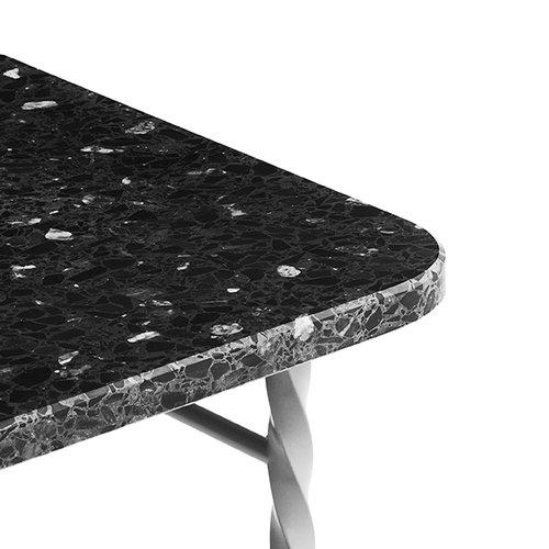 Normann Copenhagen Terra table, small, grey