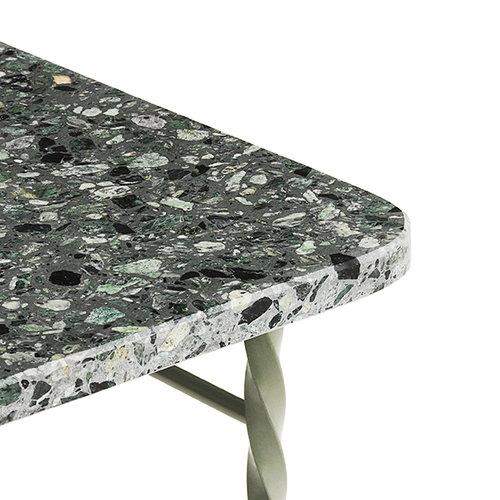 Normann Copenhagen Terra table, large, green