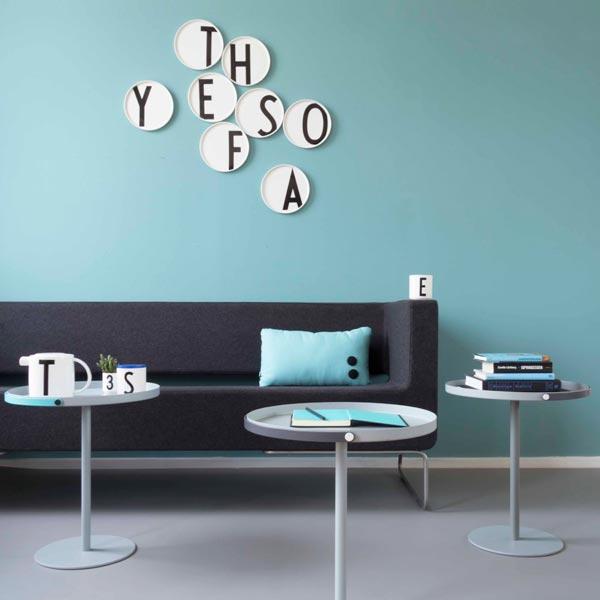 Design letters piatto arne jacobsen finnish design shop for Design piatto
