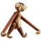 Kay Bojesen Wooden Monkey, medium, teak