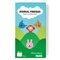 Gense Set di posate per bambini Animal Friends