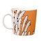 Arabia Moomin mug Hattifatteners, orange