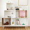 Muuto Stacked shelf module medium, ash/rose